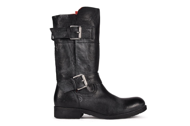 Boots en enkellaarsjes Koah Karina 103 Zwart achterkant