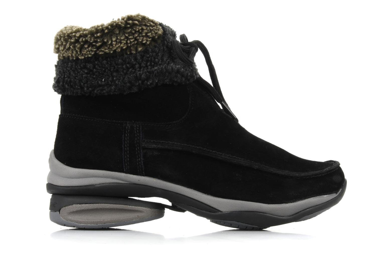 Stiefeletten & Boots Hush Puppies Rotate schwarz ansicht von hinten