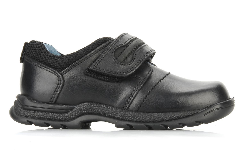 Schoenen met klitteband Hush Puppies Cloud Zwart achterkant
