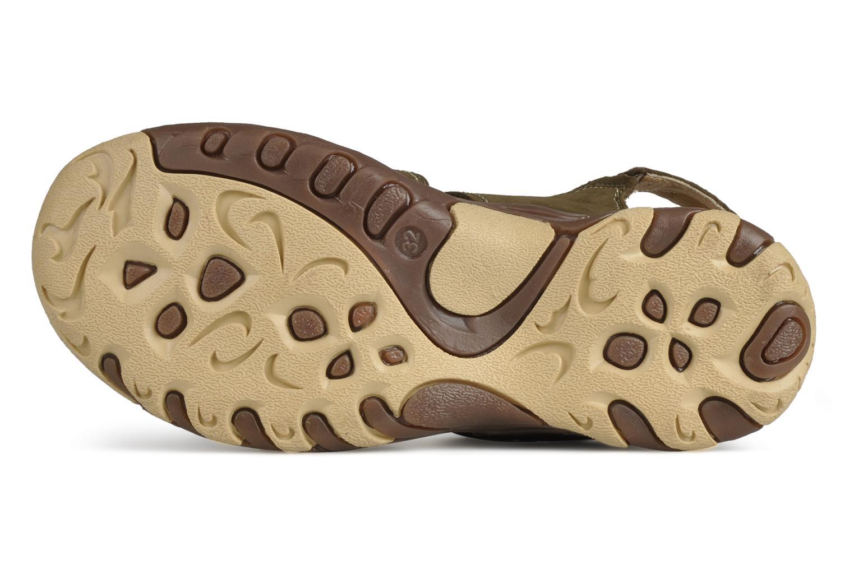 Sandali e scarpe aperte Giesswein Boyzi Verde immagine dall'alto