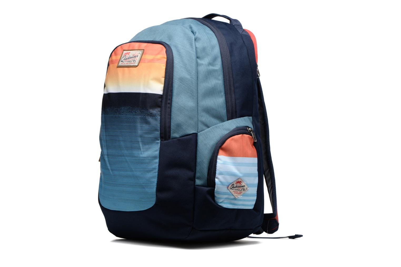 Mochilas Quiksilver Schoolie M Backpack Multicolor vista del modelo