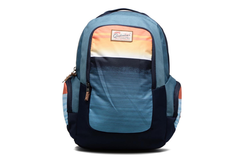 Schoolie M Backpack Nasturtic Med Stripes