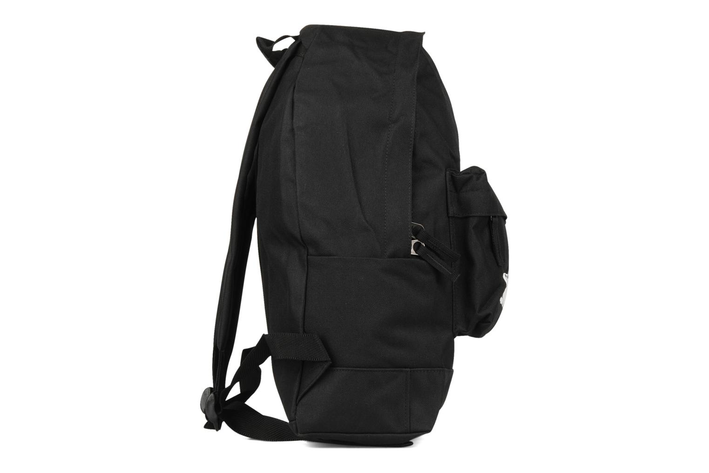 Schoolie M Backpack Black