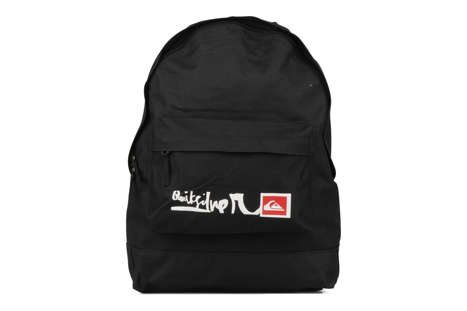 Schoolie M Backpack Black