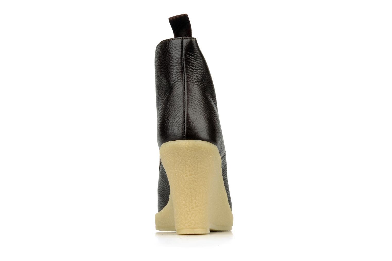 Bottines et boots Mellow Yellow Koala Marron vue droite