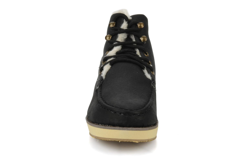 Boots en enkellaarsjes Friis & company Agga Zwart model