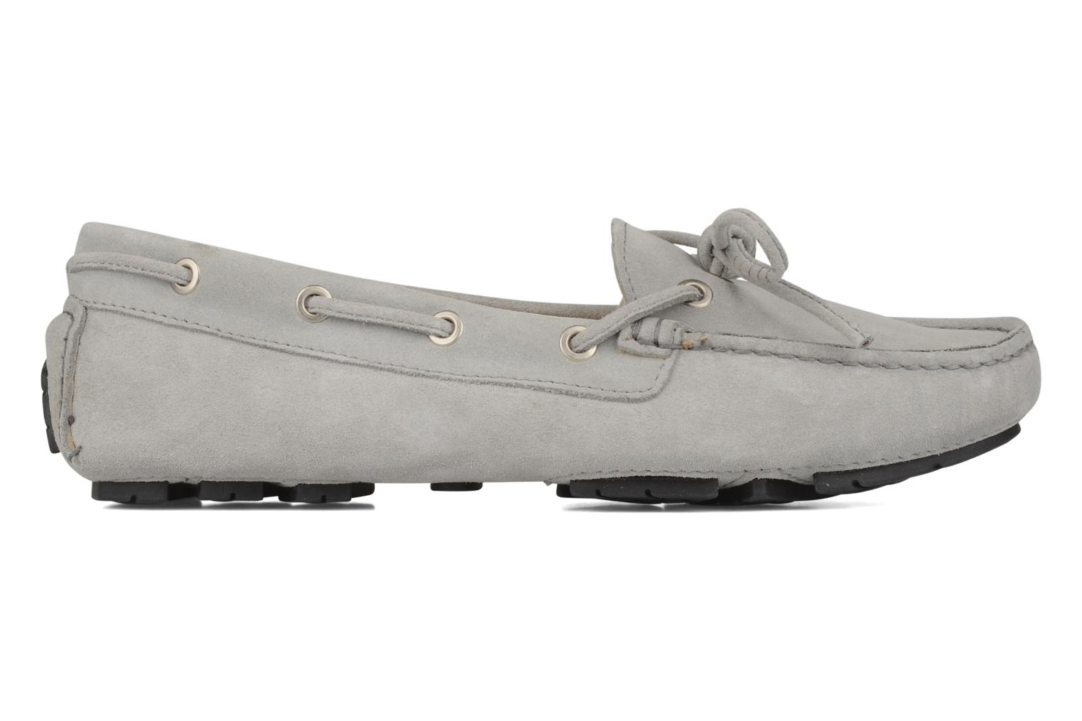 Loafers Georgia Rose Vinelle Grey back view