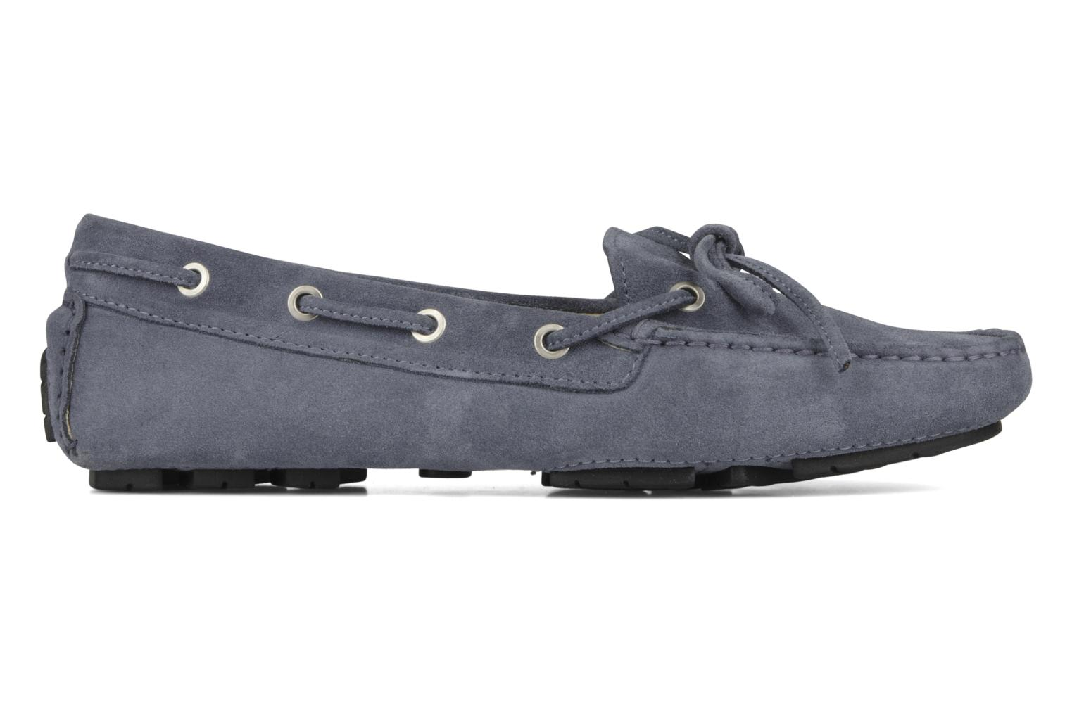Loafers Georgia Rose Vinelle Blue back view
