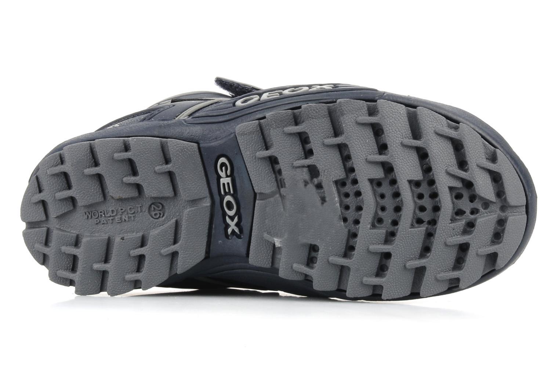 Sneakers Geox B savage wp b Azzurro immagine dall'alto