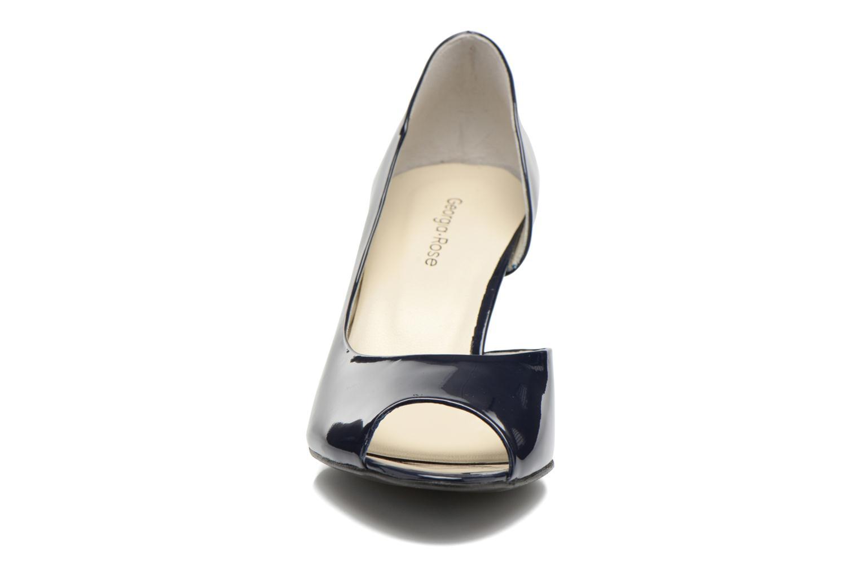 Zapatos de tacón Georgia Rose Alige Azul vista del modelo