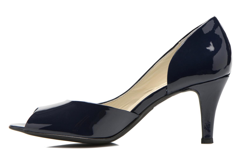 Zapatos de tacón Georgia Rose Alige Azul vista de frente