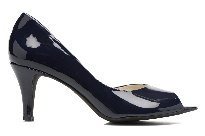 Zapatos de tacón Georgia Rose Alige Azul vistra trasera