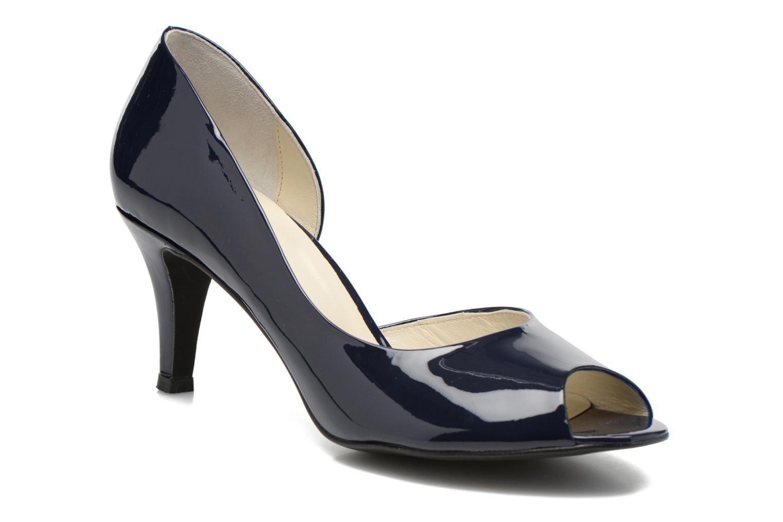Zapatos de tacón Georgia Rose Alige Azul vista de detalle / par