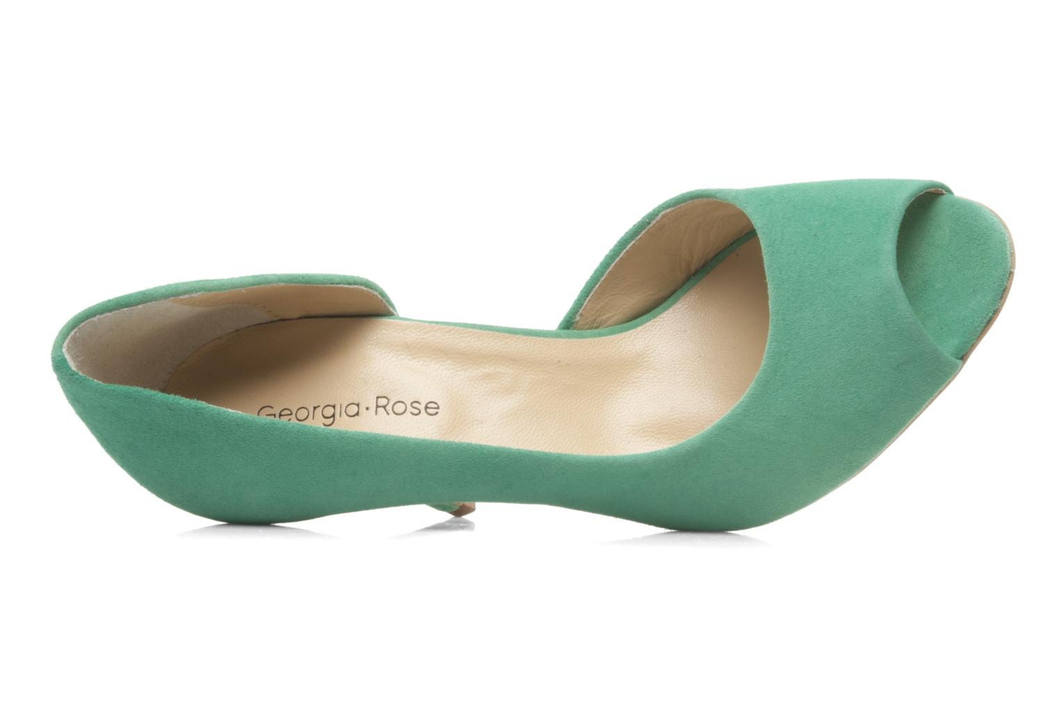 Pumps Georgia Rose Alige Groen links