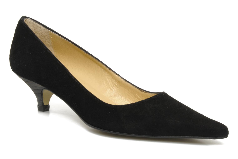 Zapatos de tacón Georgia Rose Amisi Negro vista de detalle / par