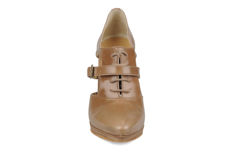Stiefeletten & Boots Georgia Rose Hanie braun schuhe getragen