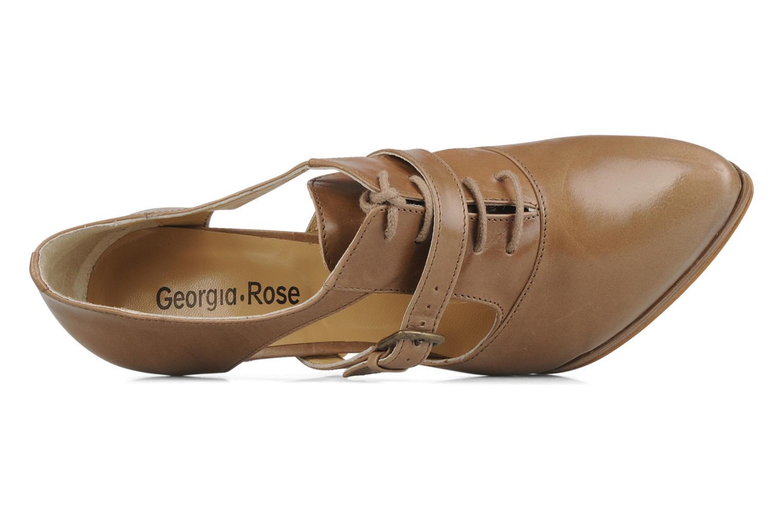 Stiefeletten & Boots Georgia Rose Hanie braun ansicht von links
