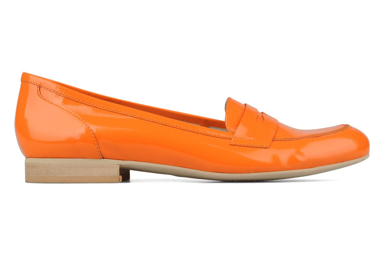 Loafers Georgia Rose Afuro Orange back view