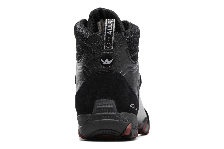 Chaussures de sport Allrounder by Mephisto Nelja Noir vue droite