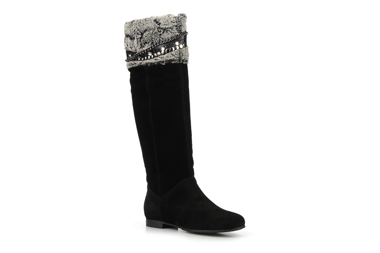 Stiefel Tosca Blu Shoes Acerra schwarz detaillierte ansicht/modell