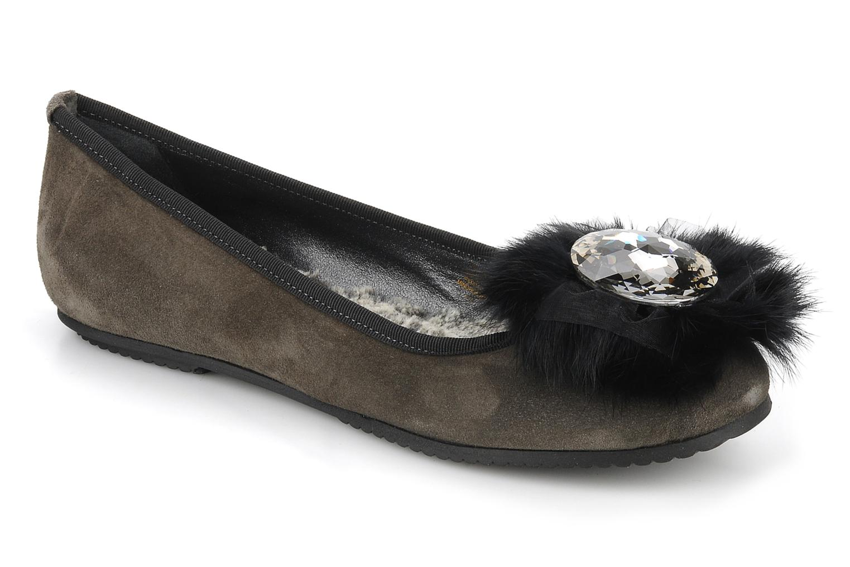 Ballerines Tosca Blu Shoes Vasta Gris vue détail/paire