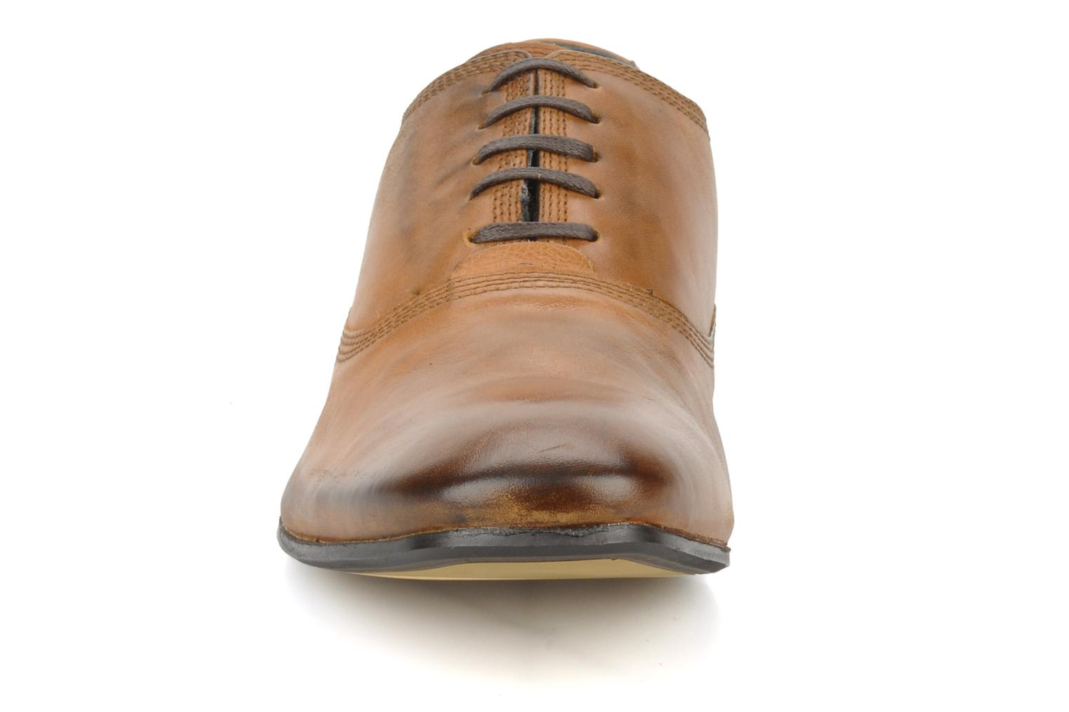 Lace-up shoes H by Hudson Vincent Brown model view