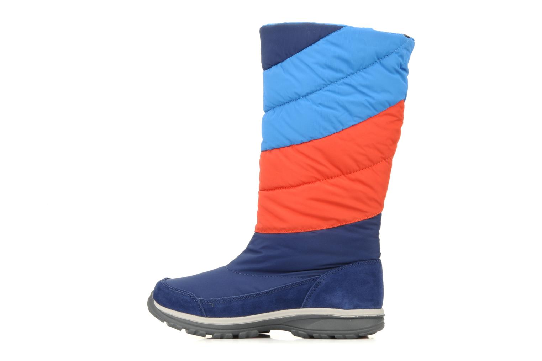 Boots en enkellaarsjes Columbia Powder down w Multicolor voorkant