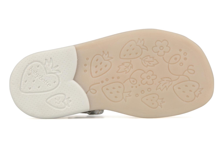 Sandalen Babybotte Toupy Wit boven