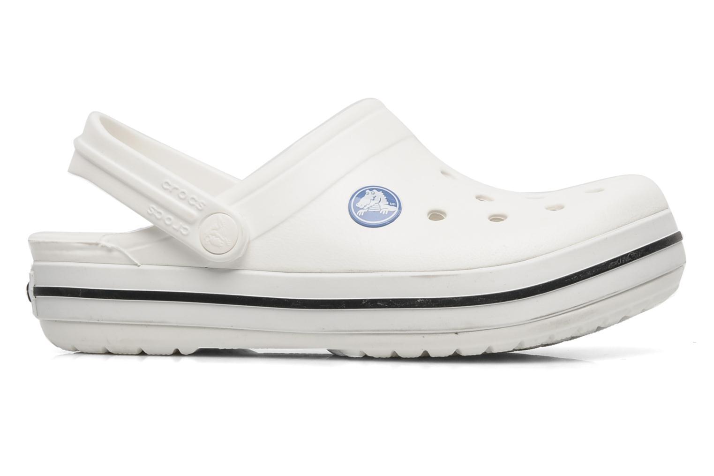 Sandales et nu-pieds Crocs Crocband kids Blanc vue derrière