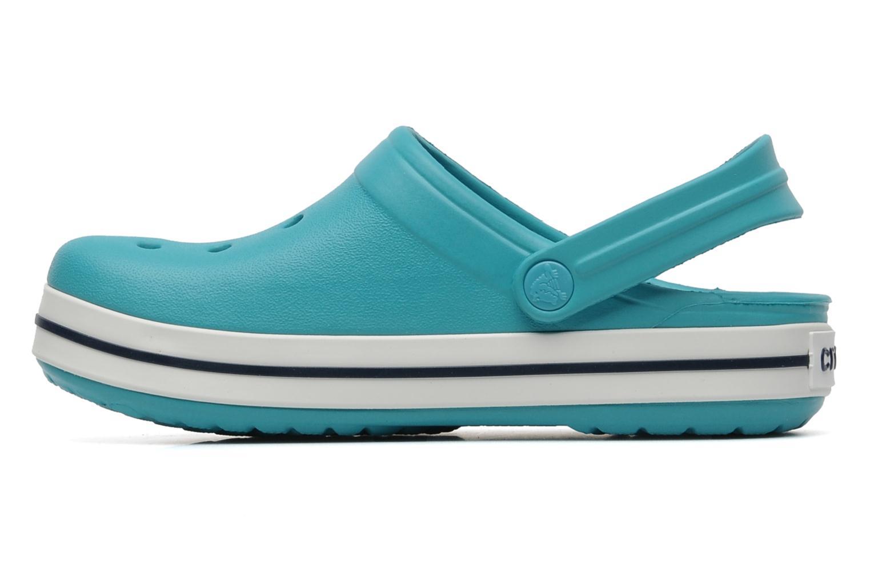 Sandalen Crocs Crocband kids Blauw voorkant