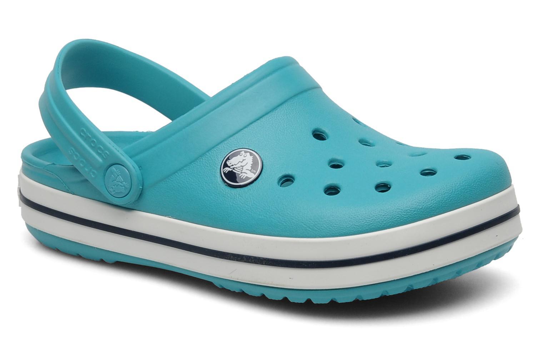 Sandalen Crocs Crocband kids Blauw detail