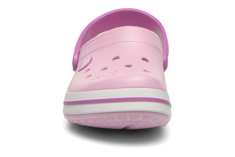 Sandalen Crocs Crocband kids Blauw model