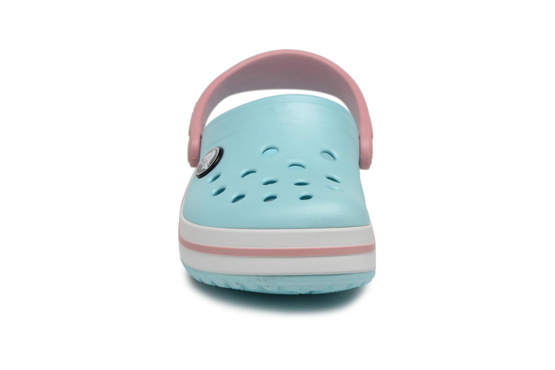 Sandaler Crocs Crocband kids Blå bild av skorna på