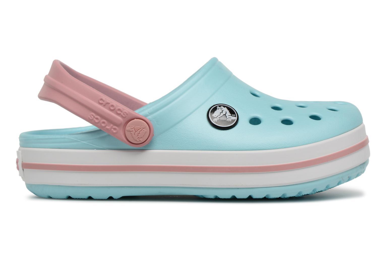 Sandaler Crocs Crocband kids Blå bild från baksidan