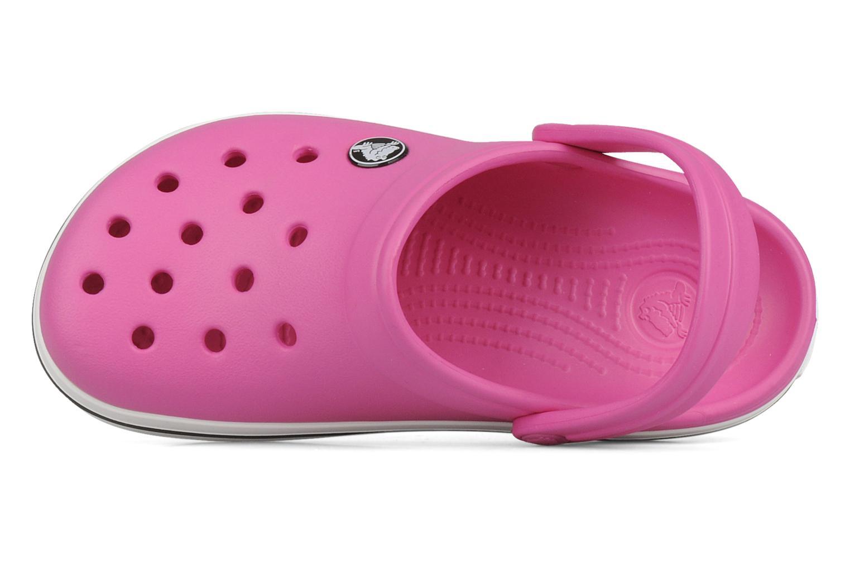 Sandalen Crocs Crocband kids Roze links
