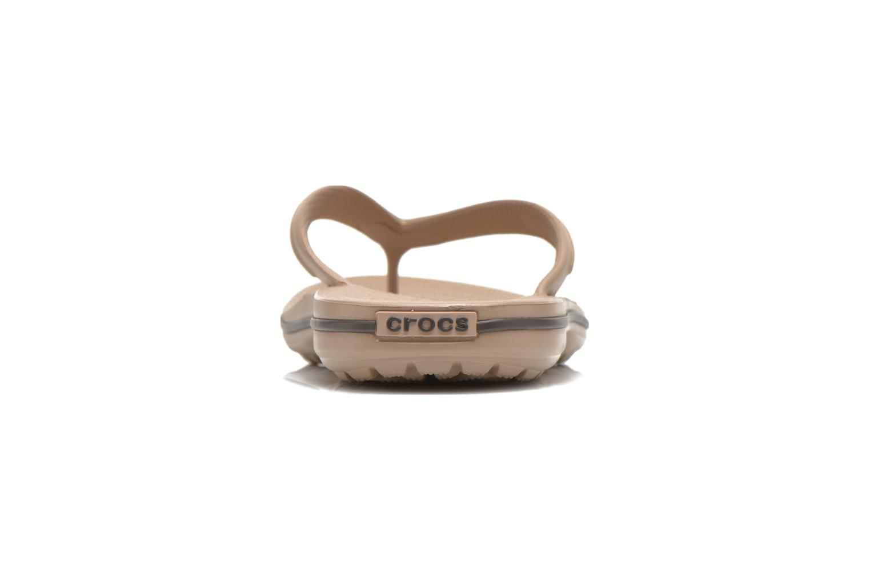 Crocband Flip M Tumbleweed/Espresso