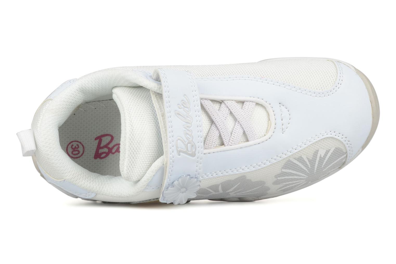Bi kate pu Blanc Argent