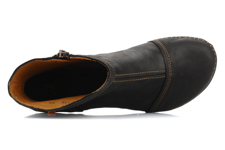 Boots en enkellaarsjes Art Amsterdam 316 Zwart links