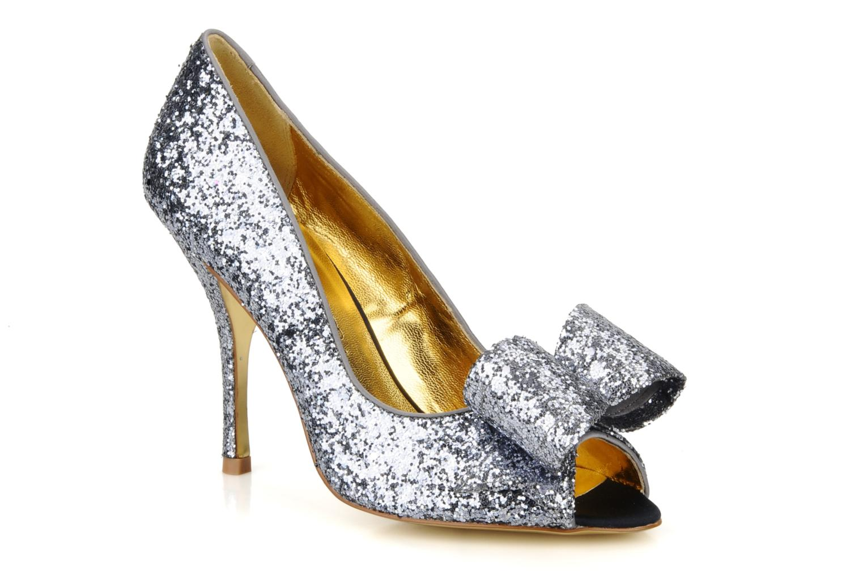 Keanah 2 Grey glitter