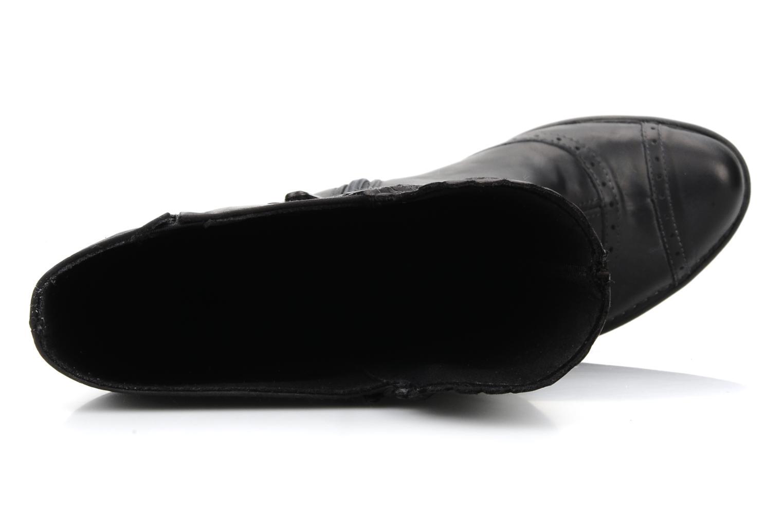 Bottes Neosens Rococo 796 Noir vue gauche