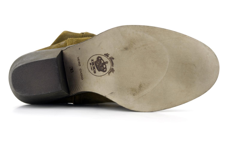 Boots en enkellaarsjes IKKS Gabriella Bruin boven
