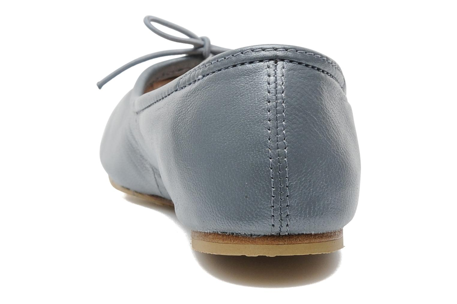 Ballet pumps Bloch Arabella Grey view from the right