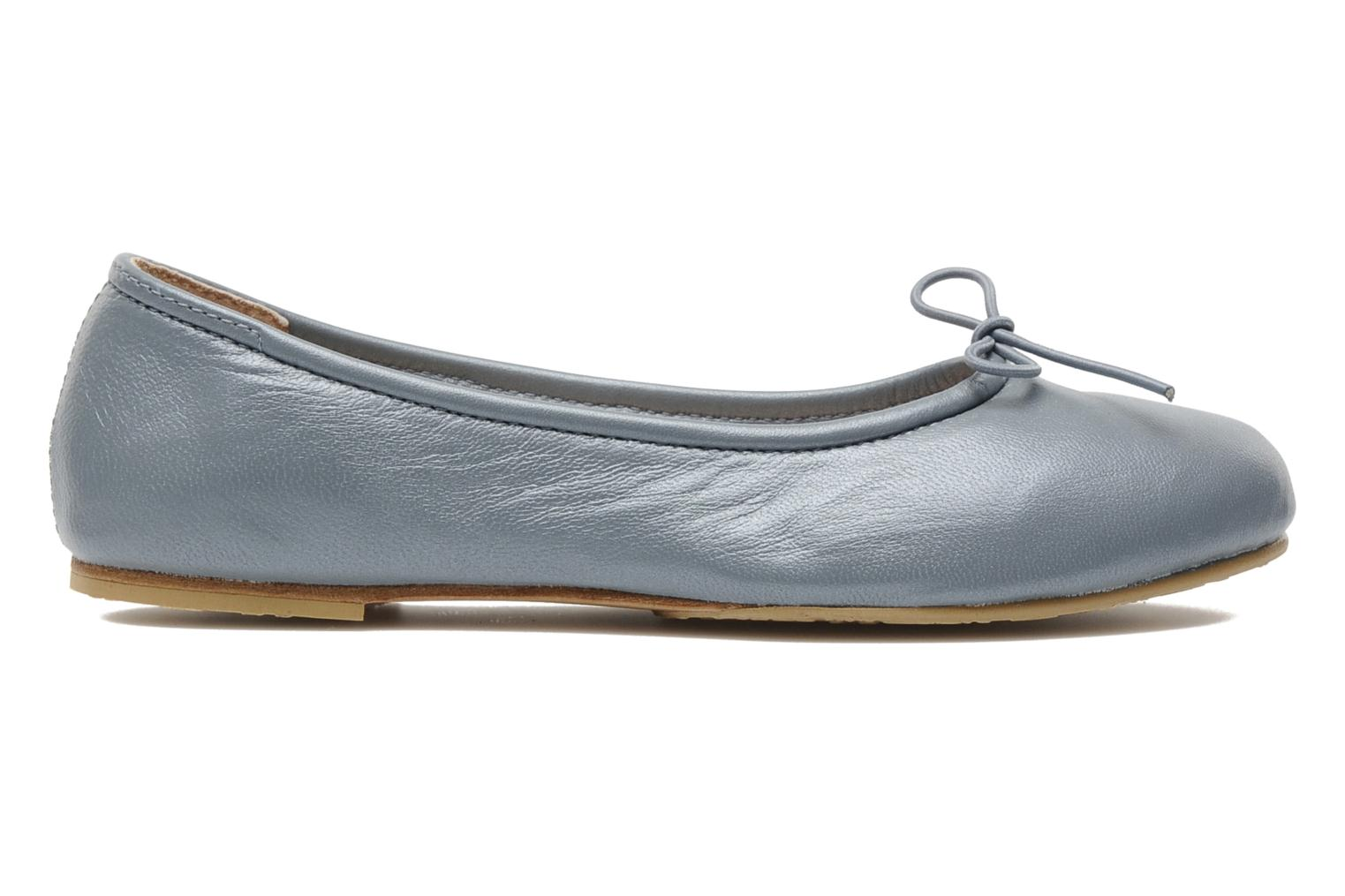 Ballet pumps Bloch Arabella Grey back view