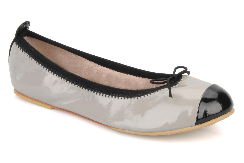 Ballerinas Bloch Girls luxury silber detaillierte ansicht/modell