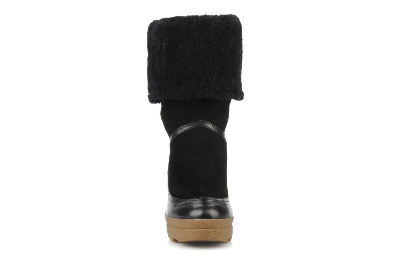Stiefeletten & Boots Ash Varuska schwarz schuhe getragen