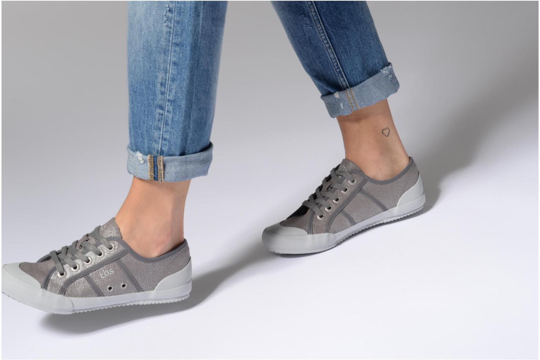 Sneakers TBS Opiace Roze onder