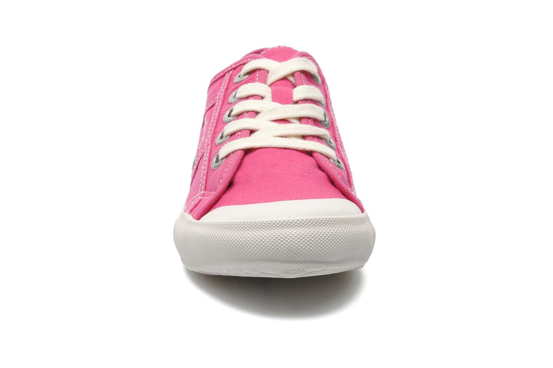 Sneaker TBS Opiace rosa schuhe getragen