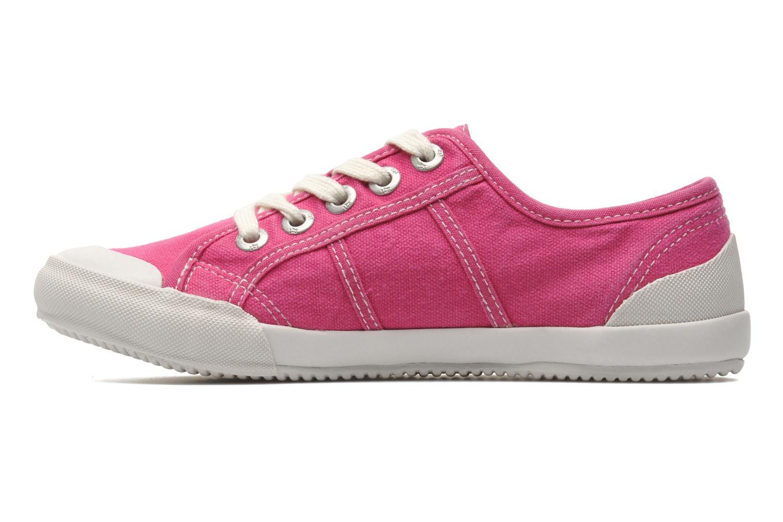 Sneaker TBS Opiace rosa ansicht von vorne