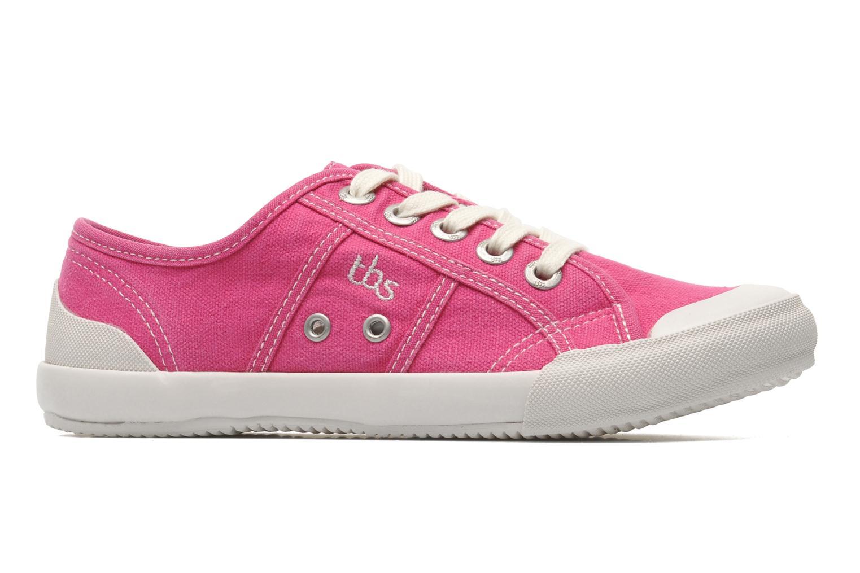Sneaker TBS Opiace rosa ansicht von hinten