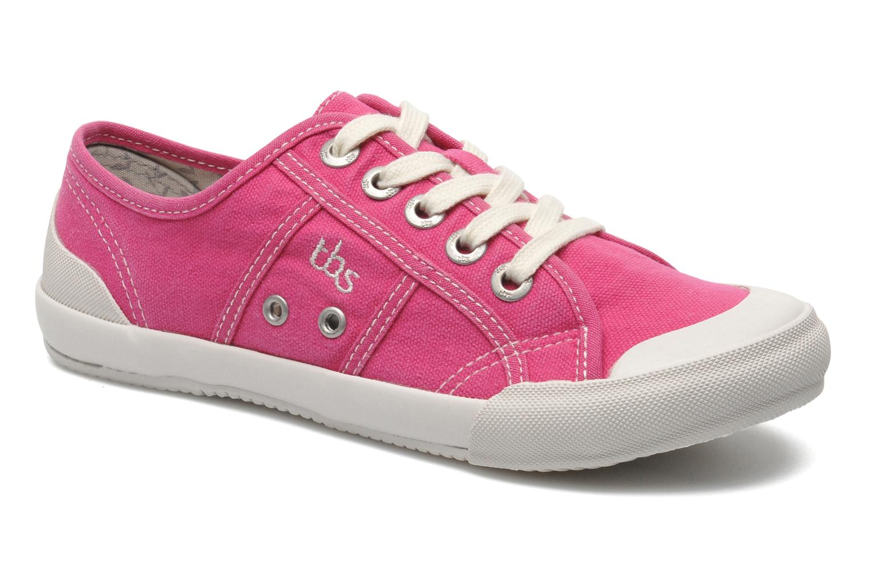 Sneaker TBS Opiace rosa detaillierte ansicht/modell